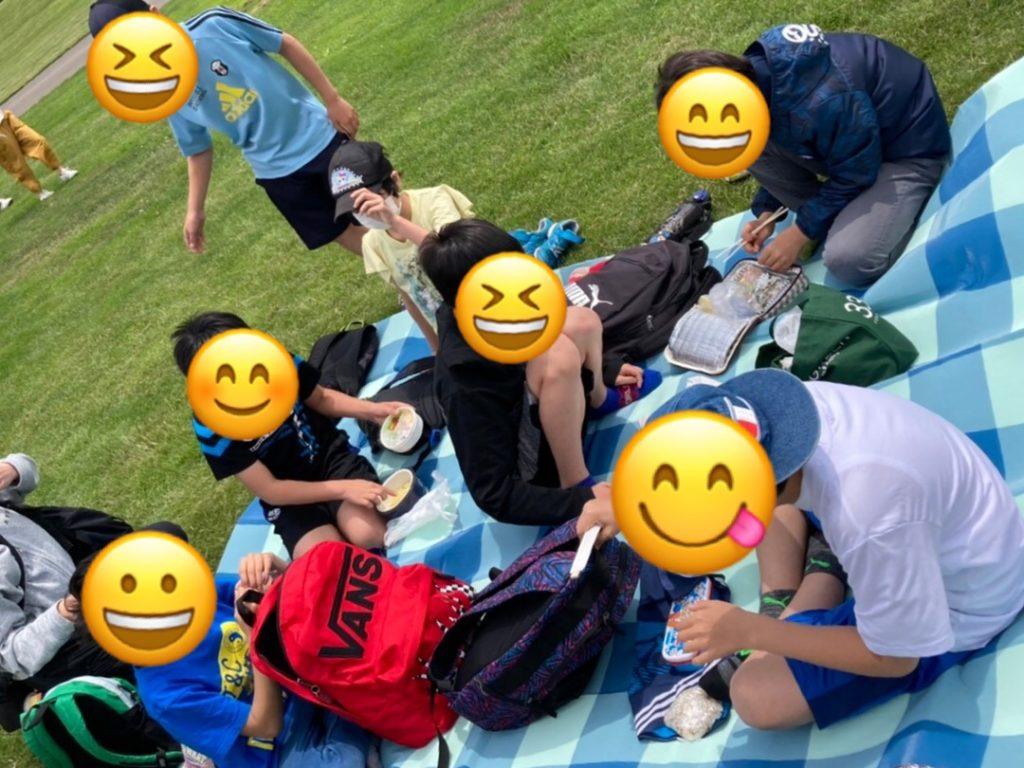 みんなでピクニック!(^^)!