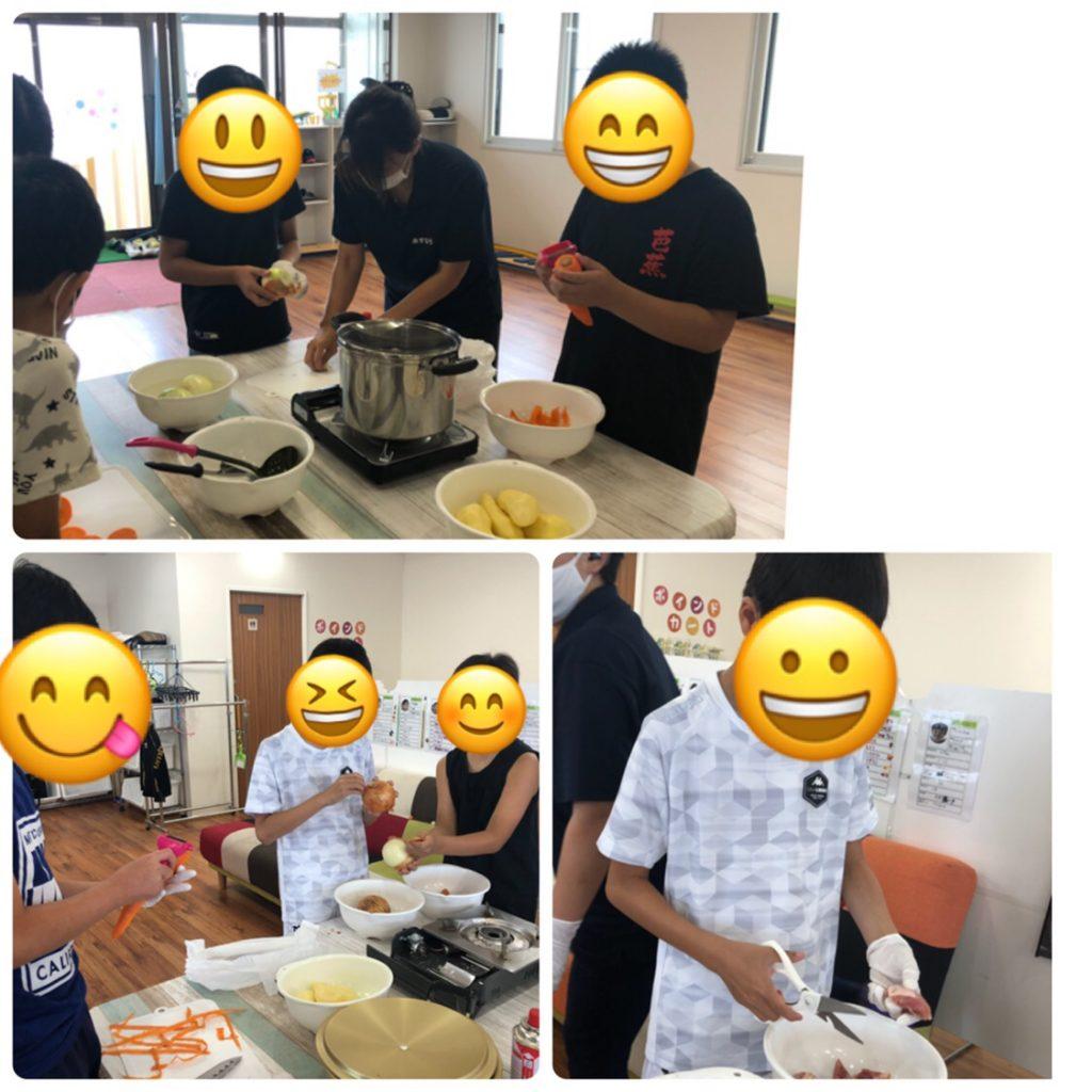 調理イベント!(^^)!